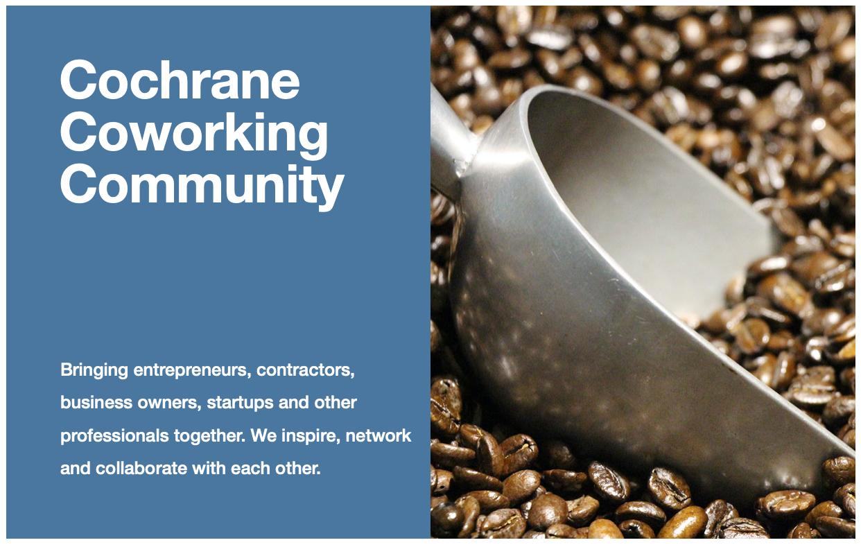 Cochrane Coworking Community